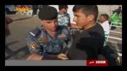 واکنش بی بی سی فارسی به پیاده روی زائران - فاجعه در کمین است