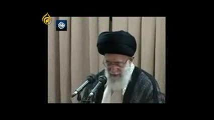 اقدامات روحانی در حق هسته ای ایران و نظر امام خامنه ای