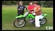 سوتی های موتور سواری و دوچرخه سواری خانم ها