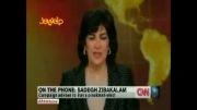 گفتگوی شبکه سی ان ان با دکتر صادق زیباکلام درباره کابینه دکتر روحانی