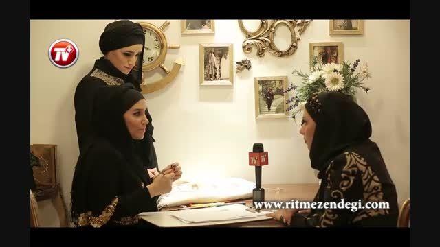 این مزون لباس زنانه،طراح لباس ستاره های مشهور ایران است