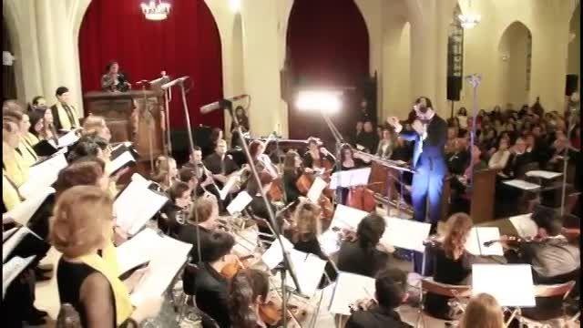 اجرا آهنگ بسیار زیبا و قدیمی بهار دلنشین