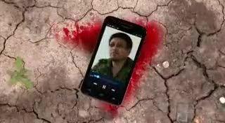 صدای قبل از شهادت شهید مدافع حرم شهید مهدی صابری