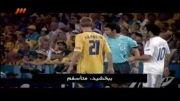 جنگ داوران فوتبال وستارگان!!!!!!!!!