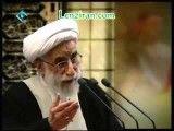 دعای آیت الله جنتی برای سردار حاج قاسم سلیمانی