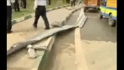 حادثه مرگبار برای اتوبوس شرکت واحد