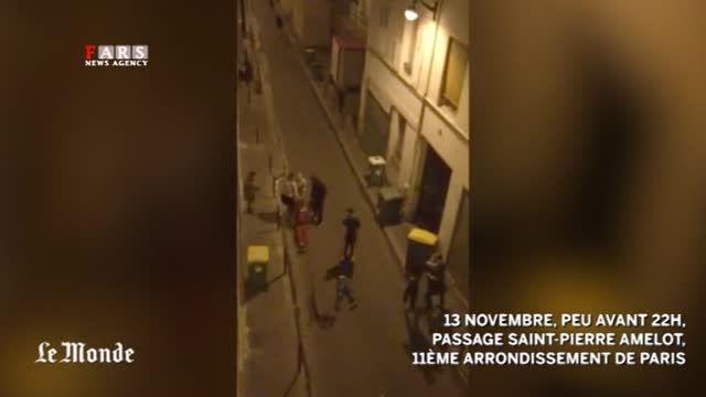 انفجارهای تروریستی پاریس