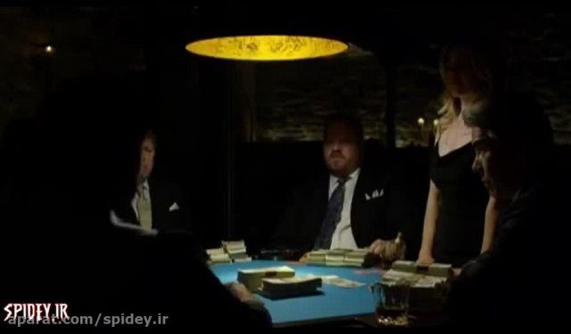 صحنه ای از حضور مرد بنفش در سریال جسیکا جونز منتشر شد