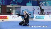 ووشو ، مسابقات داخلی چین ، تایچی بانوان