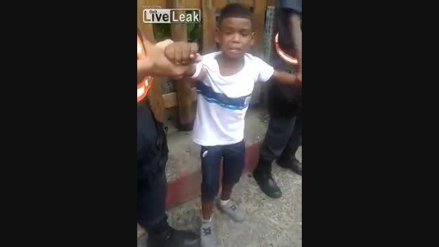 پسر بچه 11 ساله قاتل و سارق