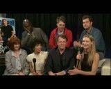 مصاحبه با بازیگران در جشنواره comic-con سال 2011