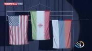 قهرمانی ایران در کشتی جوانان جهان