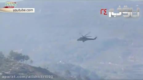 عملیات آزادسازی خلبان جنگنده روسیه در خاک سوریه