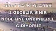 حرکت گسترده کردهای ترکیه بسوی شهر کوبانی سوریه
