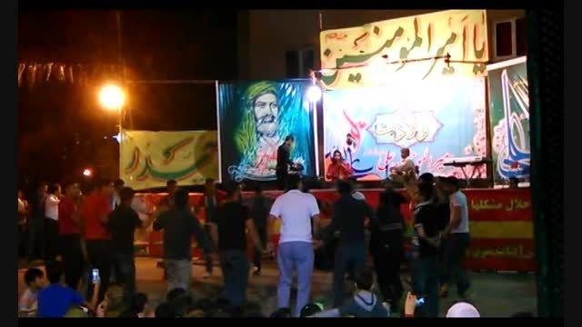 جشن میلا امام علی علیه السلام در شهر جدید پرند