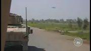 استفاده ارتش آمریکا از شی ناشناس برای بمباران طالبان