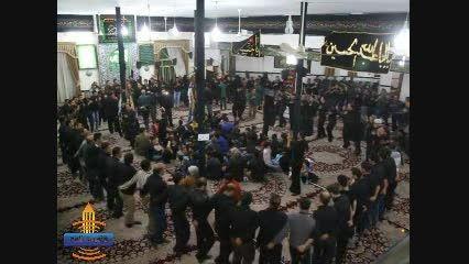 """مراسم """"حسن"""" حسین"""" مسجد حجتیه گنبد"""