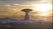 UFO-غول پیکر  در نیو مکزیکو