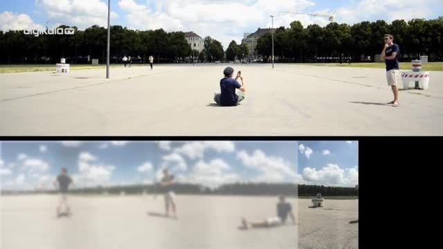 هفت ترفند برای عکاسی با موبایل