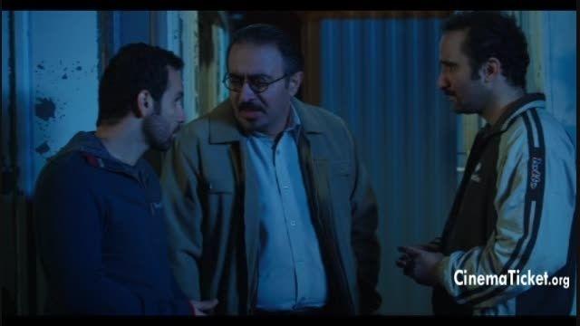 قسمت های سانسور شده فیلم «عصر یخبندان» در اکران عمومی