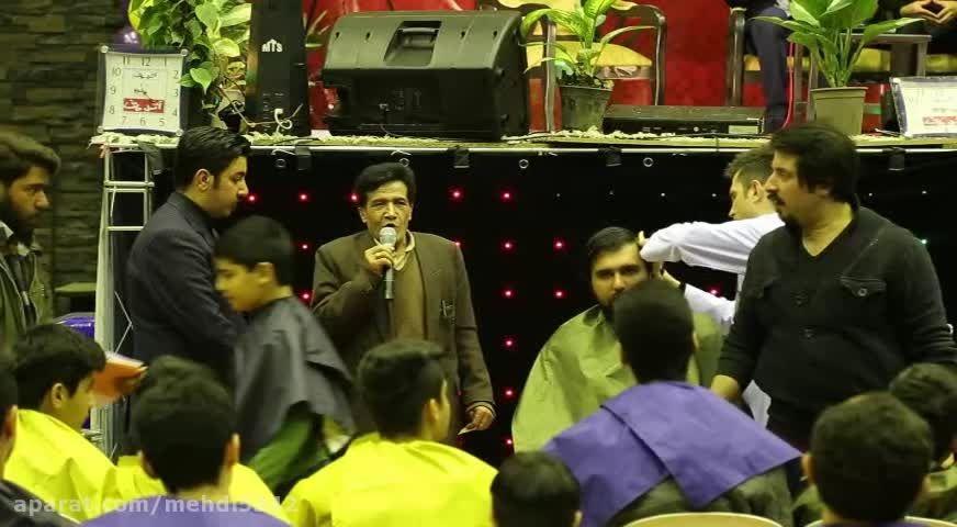 رکورد سید عابد جعفری سریعترین پیرایشگر جهان