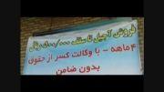 مشكل خرید آجیل شب عید حل شد...