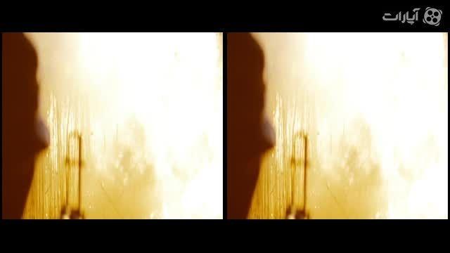 قسمت کوتاه فیلم سه بعدی Machine Gun Preacher 2011 3D
