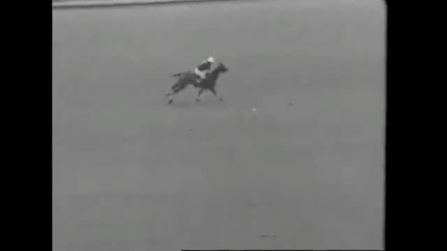 قدیمی ترین فیلم از میدان نقش جهان در هنگام بازی چوگان