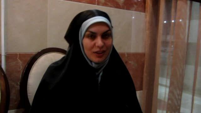 مصاحبه با زوج جوانی از کاروان ندا پرواز تهران در مدینه