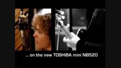 TOSHIBA Mini Laptop-لپ تاپ توشیبا سری مینی