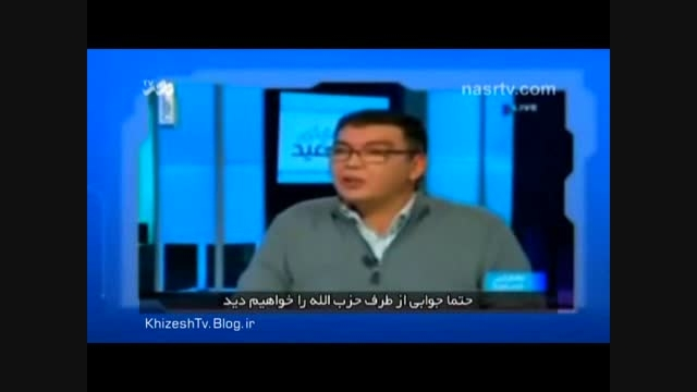 ترس لبنانی ها از تهدید نتانیاهو!!!