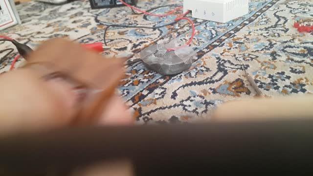 چاشنی الکتریکی