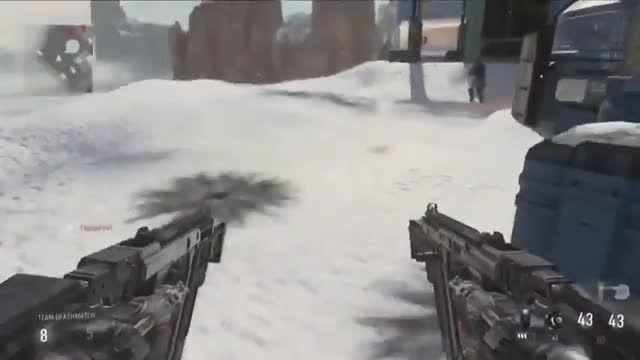 جزییات جدید از سلاحها در Call of Duty: Advanced Warfare