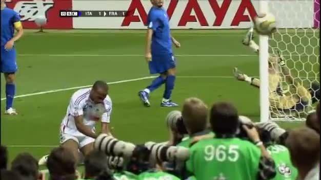 ایتالیا - فرانسه (فینال جام جهانی 2006) پارت 2