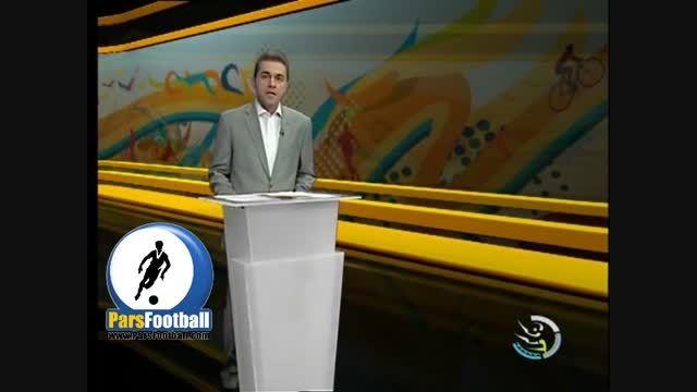 صعود تیم ملی امید ایران به مرحله نهایی