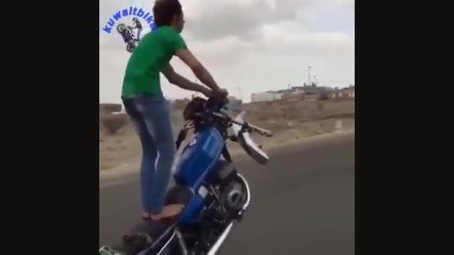 به این میگن تک چرخ