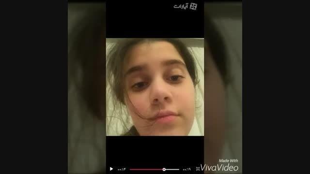 آپارات از دست ملکه زیبایی جهان پکید!!!