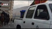 اسب سوارهای پلیس در شهرآورد پایتخت