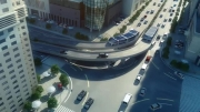 ایده چینی ها برای کاهش ترافیک شهری