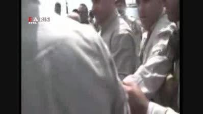 قدم زدن نخست وزیر عراق در تکریت