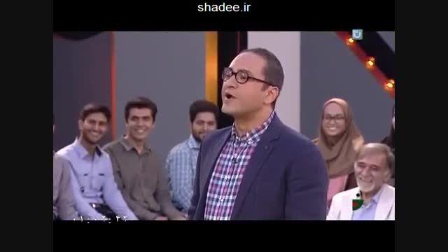 جناب خان و رامبد+ بایرام وگرفتن خندوانه+پشت صحنه