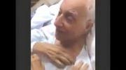 اشک زبان صدام در بستر مرگ!!!