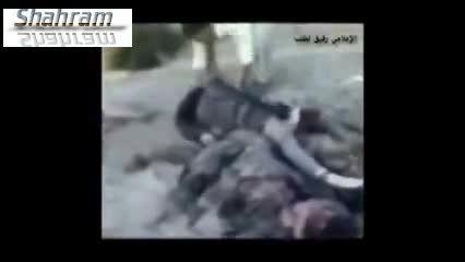 جنایت وحشیانه - قتل و عام صغیر و کبیر مردم سوریه