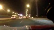 لایی کشی دیوانه وار در شانگهای چین با Ferrari 599GTO