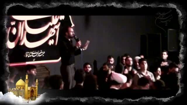 واحد02 - شب ۱۹ رمضان ۱۳۹۴ - حاج محمد گلین مقدم