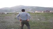 حمله یك شهروند به گزارشگر صداوسیما در حین مصاحبه