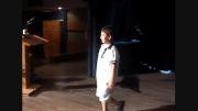 کوتاه ترین کنسرت دنیا!-کودک 6ساله-شایان-پیمان ج شایگان