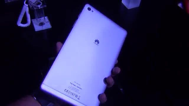 تبلت جدید هواوی Huawei M2