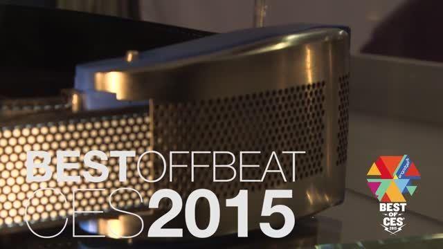 بهترین های CES 2015 در حوزه نامتعارف: کمربند هوشمند Bel