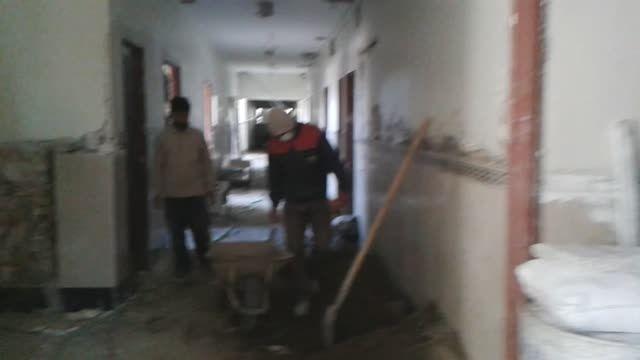 بازسازی|بازسازی سازی بیمارستان|تعمیرات درمانگاه|شاددل|